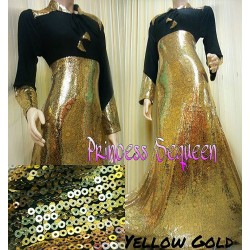 Princess Sequeen (Yellow Gold)